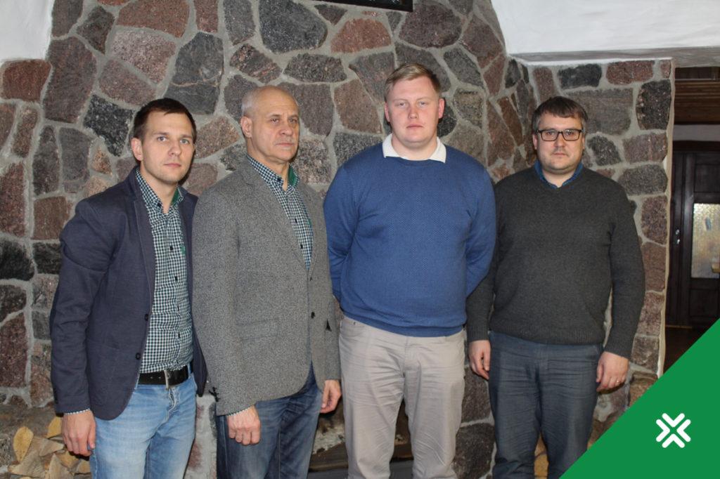 Eesti Põllumajandus-Kaubanduskoja Metsanduse Grupi juhatus arutas tegevuskava