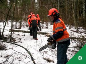 Luua metsanduskool Metsaühistu
