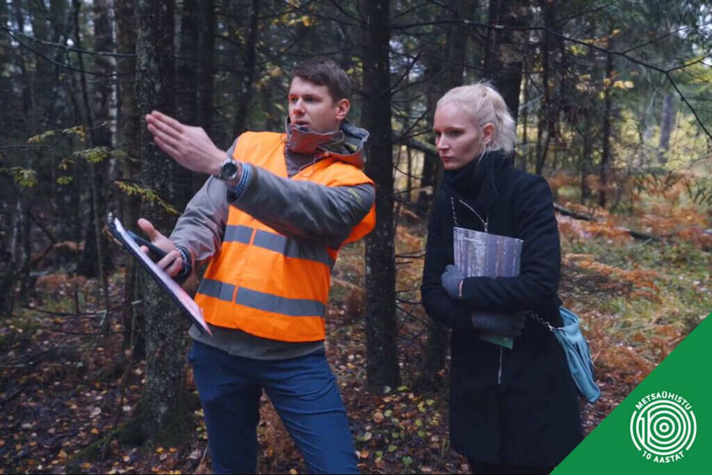 Konsulent. Nõustamine. Metsaühistu