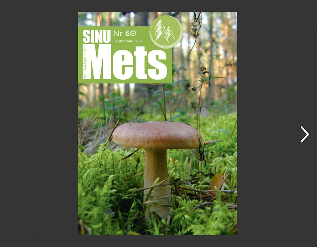Sinu Mets - Nr 60 - September 2020